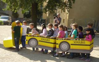Der Laufbus: Mobilitätsbildung