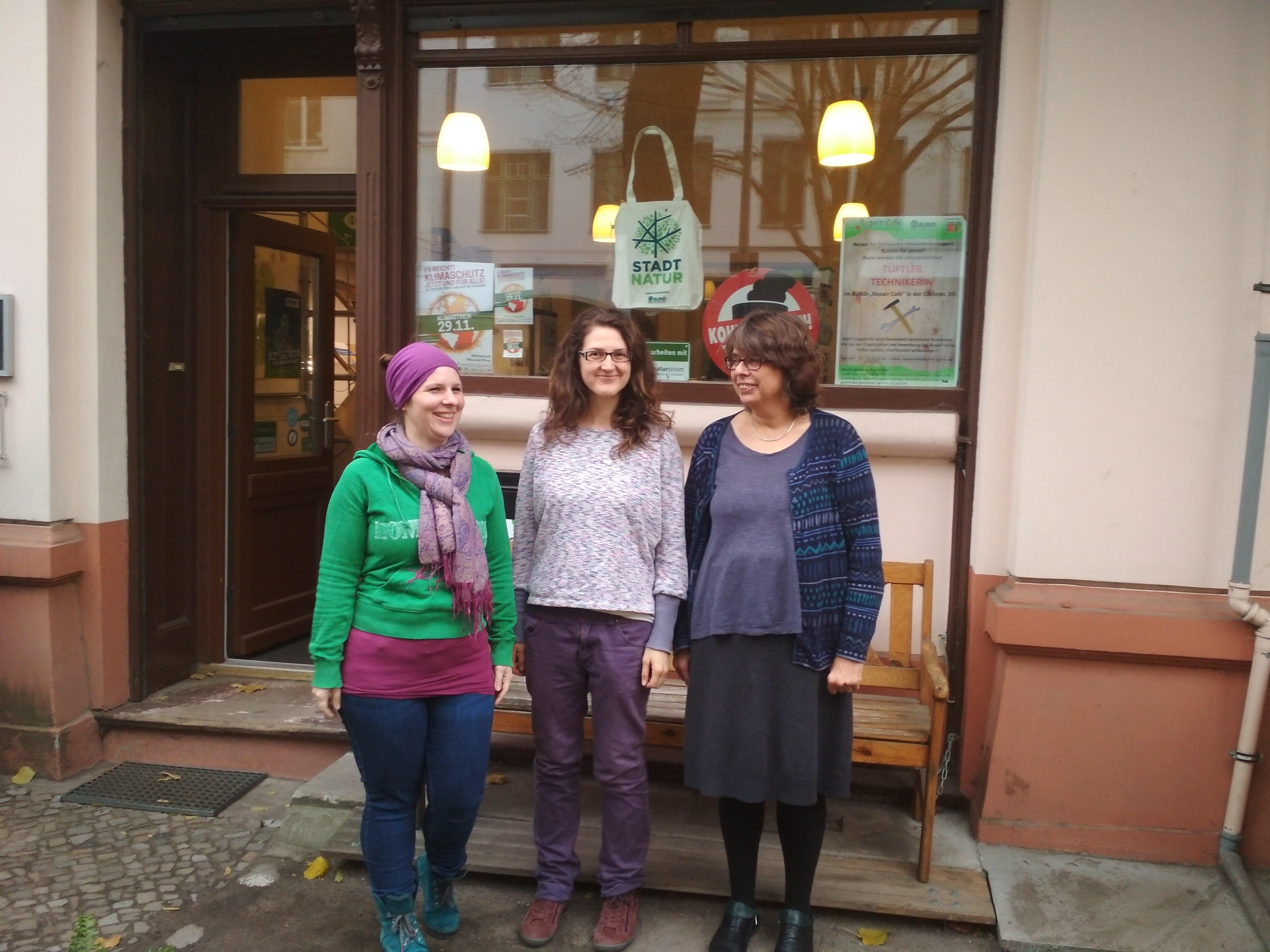 Team: Zu Fuß zur Kita und zur Schule